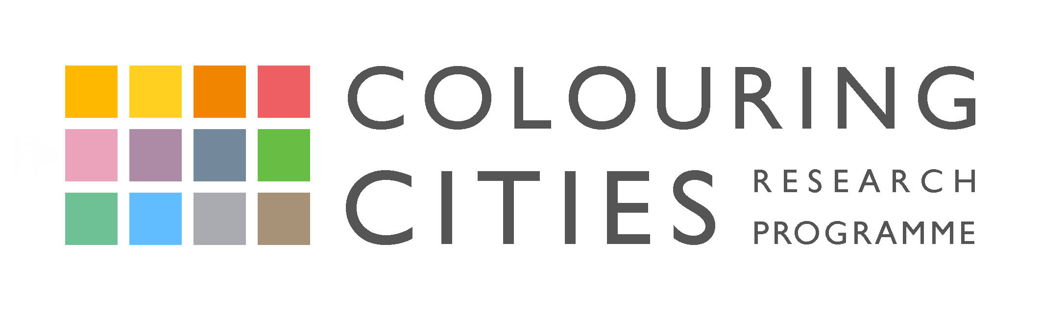 Colouring Cities Research Programme